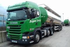 Argent Energy Scania R450 Tanker