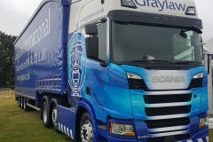 Graylaw-Scania-R450-Curtainsider-Truckfest-2019