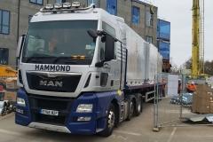 Hammond-MAN-truck-with-flatbed-trailer