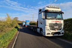 PJ-Andrews-Mercedes-Actros-with-flatbed-trailer