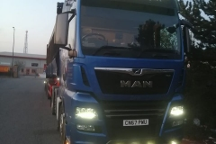 TVC-Transport-MAN-Articulated-Truck
