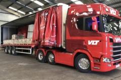 VLT-Logistics-Scania-Curtainsider-in-Warehouse