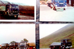 Vintage Trucks Foden and ERF