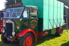 Alun-Williams-Haulage-Contractors-Marton-Grange-Myddle-Vintage-Albion-Truck-scaled