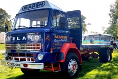 Leyland-Clydesdale-Truck-classic-flatbed-lorry-scaled