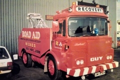 Road-Aid-Widnes-Leyland-GUY-Recovery-Truck