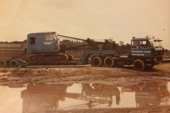 Rochester Plant Low Loader Classic ERF Truck
