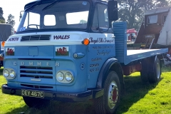 Vintage-Commer-truck-flatbed-lorry-scaled