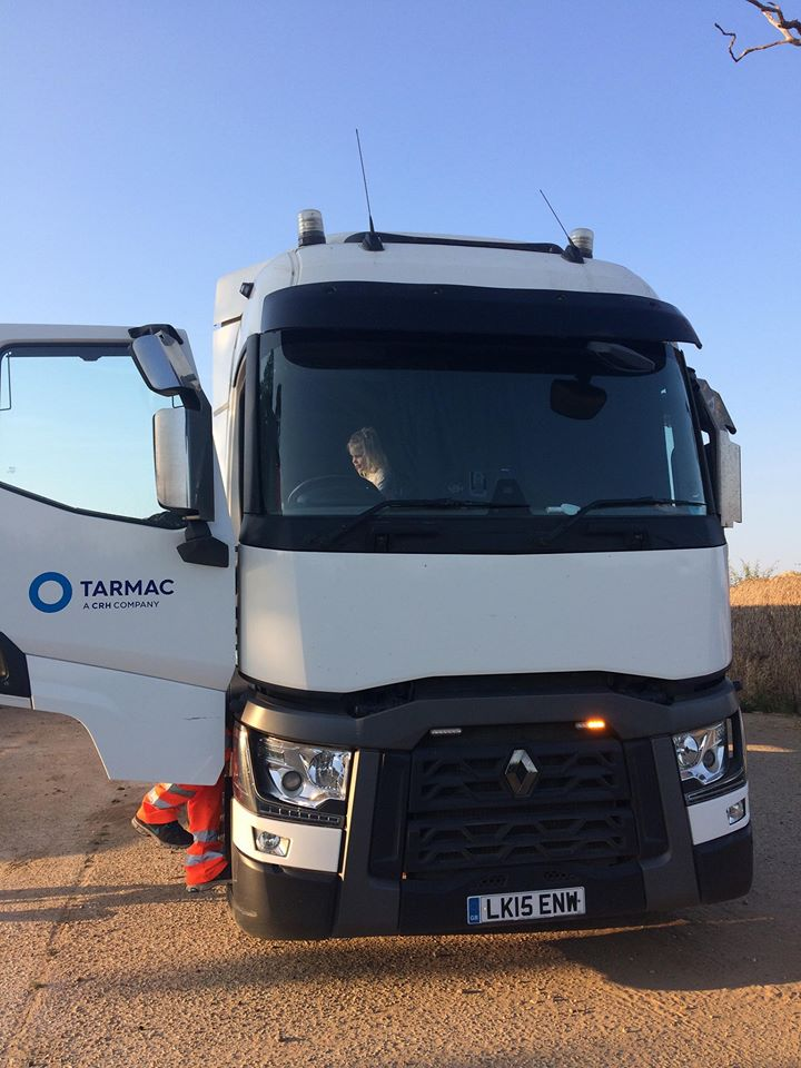 Tarmac Renault Truck