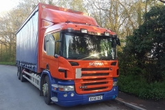 Scania Rigid Curtainsider