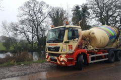 MAN Concrete Mixer Tudor Griffiths Group