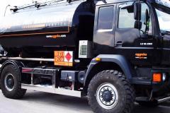 Aggreko 4x4 Rigid Tanker