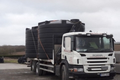 Bridgemans Scania Rigid Flatbed loaded