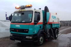 GPL DAF LF Road Sweeper