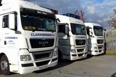 Clark-Transport-Ltd-MAN-Trucks