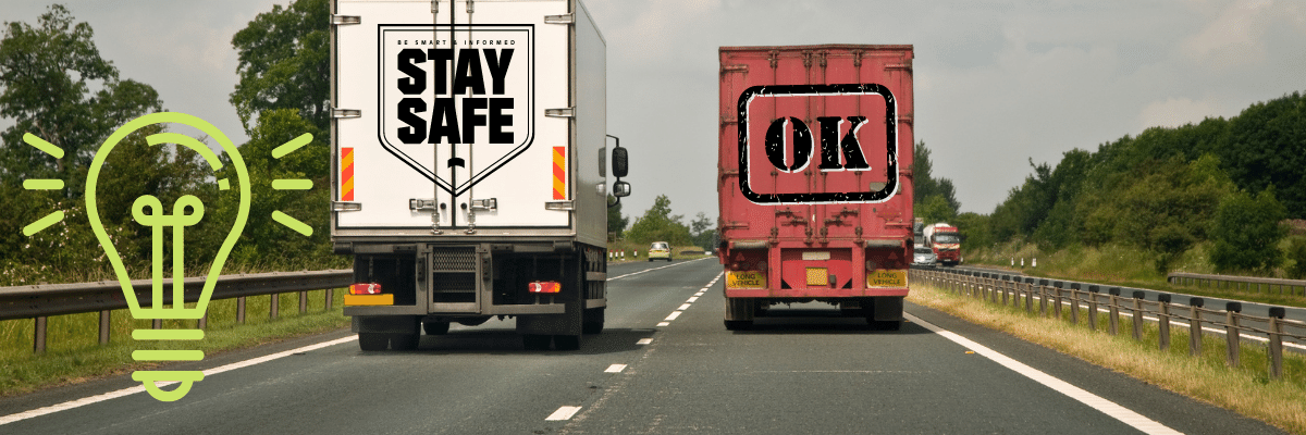 10 best tips for HGV drivers