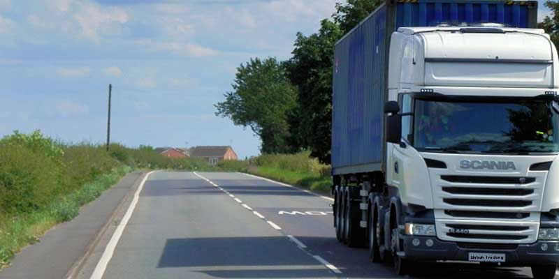British Trucking how to become a hgv driver