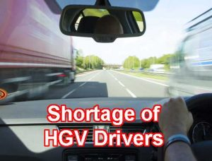 Shortage of HGV Drivers featured article British trucking