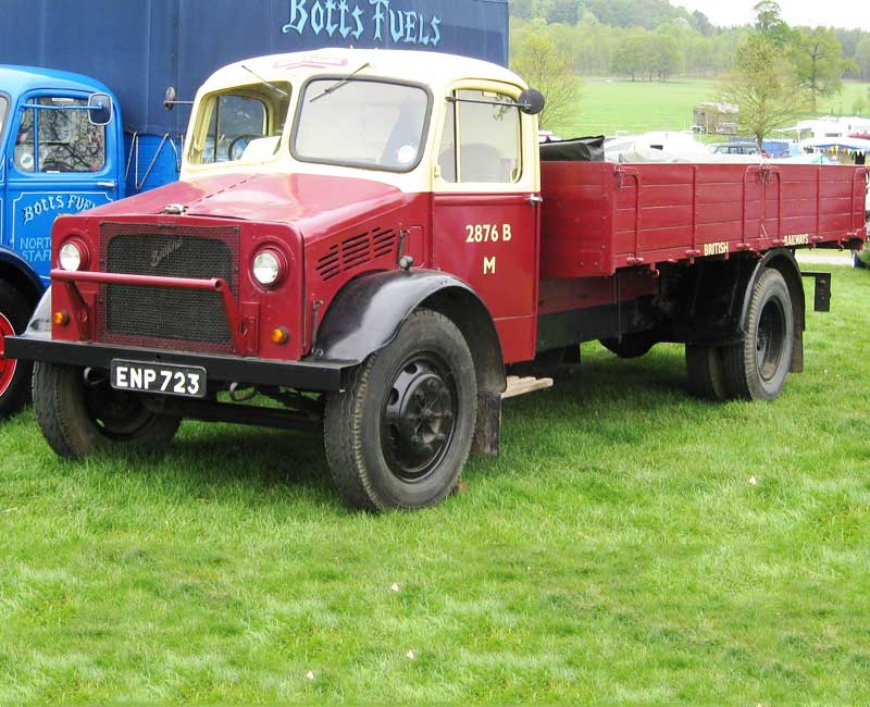 Bedford o series truck