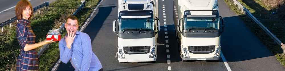 best gift ideas for truck drivers