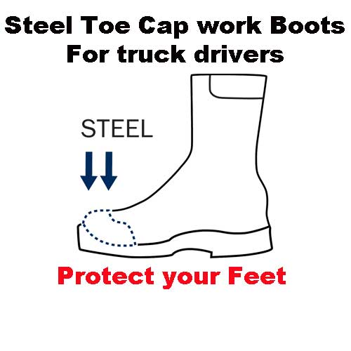 745e691b4dbf Steel toe cap work boots come in all shapes and sizes so choosing the best  boots will be determined by the job you do.