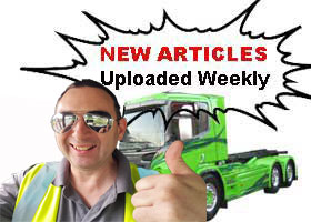 RC Trucks toys for truck drivers article British Trucking