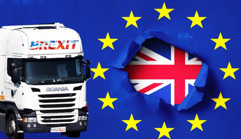 British Truck Drivers Brexit Facts