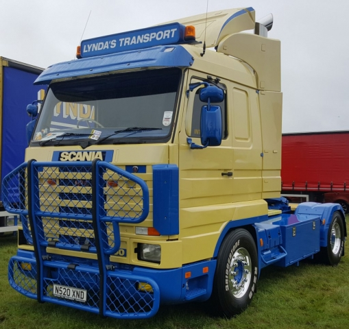 Lynda's Transport Scania Truckfest 2019