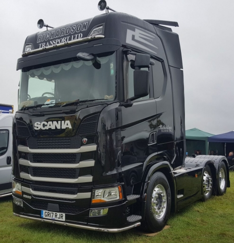 Richardson Scania S500 Truckfest 2019