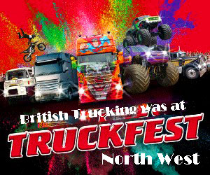 British Trucking Truckfest North West