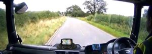 How to Fix Truck Sat Nav to Dashboard
