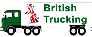 British Trucking Logo