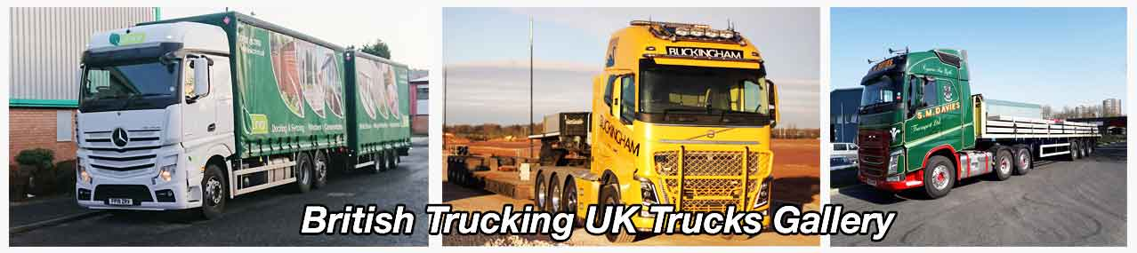 UK Trucks Gallery