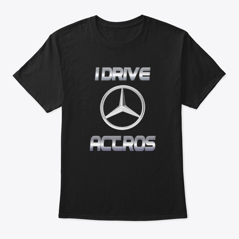 Mercedes Actros T-Shirt