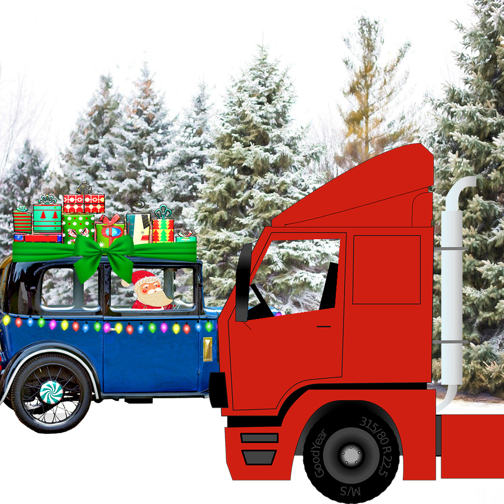 Gifts For Truck Drivers This Christmas