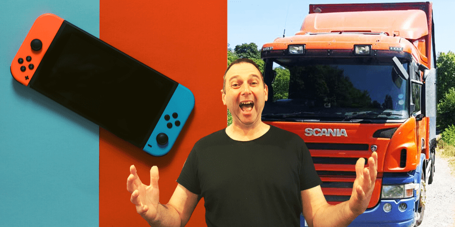 Best Game Consoles For Truck Drivers