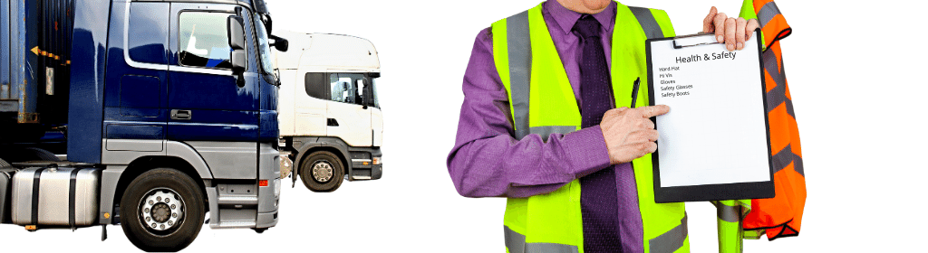 trucking clothes UK Health and Safety