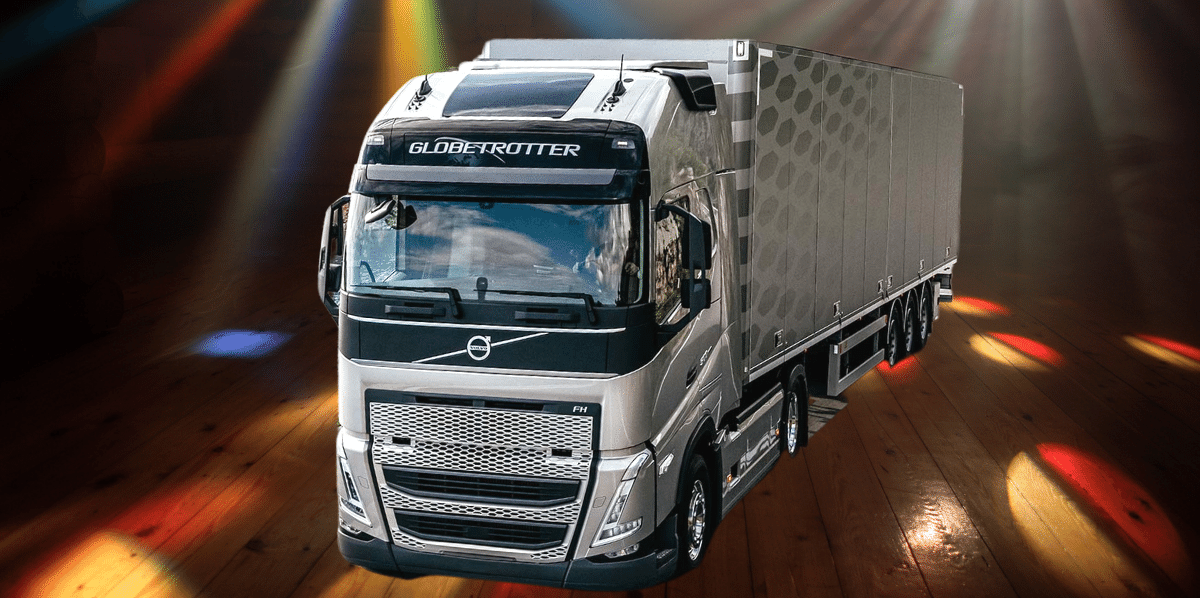 The Volvo FH Truck – Hi-Tech Features For The Long Haul