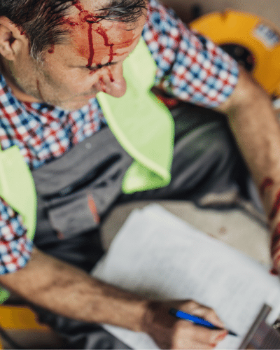 why wear safety boots for work
