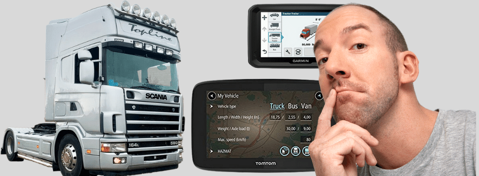 HGV Sat Navs 10 questions and answers