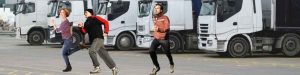 why truck drivers are leaving the haulage industry British Trucking